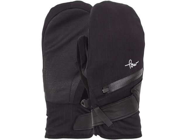POW Astra Mitt Gloves Women black